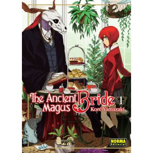 The Ancient Magus Bride nº 01