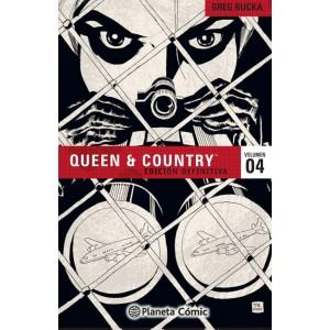 Queen & Country Edición Definitiva nº 04