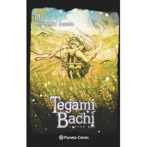 Tegami Bachi nº 18