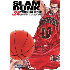 Slam Dunk Integral nº 24