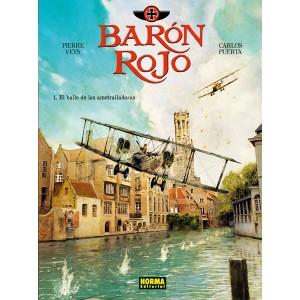 Baron Rojo nº 01. El Baile de las Ametralladoras