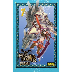Monster Hunter Flash! nº 07