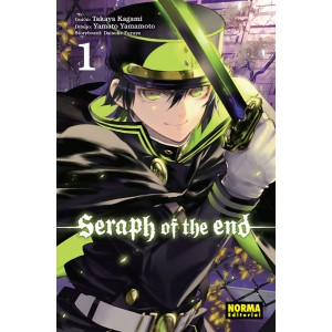 Seraph of the End nº 01