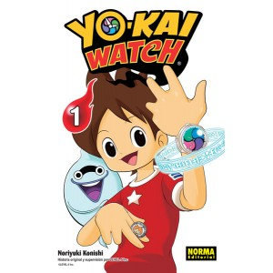 Yo-Kai Watch nº 01