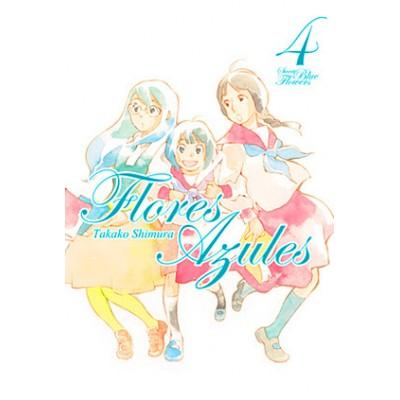 Flores Azules nº 04
