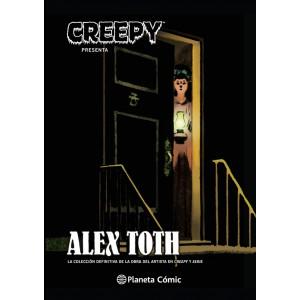 Creepy Presenta Alex Toth