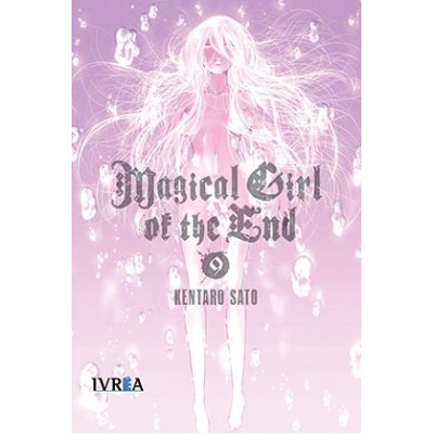 Magical Girl of the End nº 08