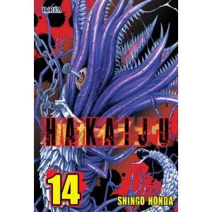Hakaiju nº 14