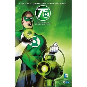 75 años de Green Lanter: All american comics (1940-2015)