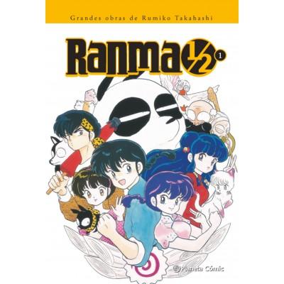 Ranma 1/2 Integral Nº 01