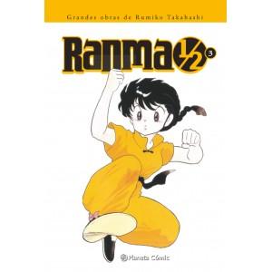 Ranma 1/2 Integral Nº 03