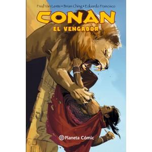 Conan el Vengador nº 01
