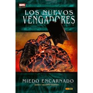 Los Nuevos Vengadores. Miedo Encarnado (Marvel Deluxe)