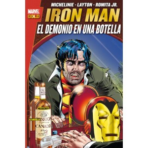 Iron Man: El Demonio en una Botella (Marvel Gold)