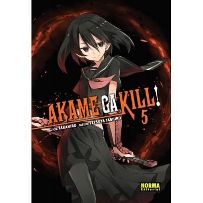 Akame ga Kill! nº 05
