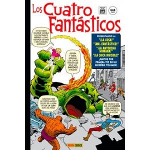 Los 4 Fantasticos. Genesis (Marvel Gold)