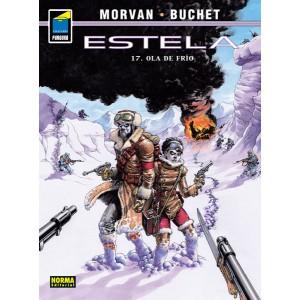 Estela 17. Ola de Frío