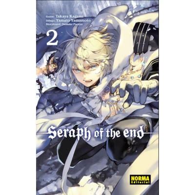 Seraph of the End nº 02