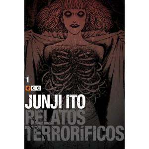 Junji Ito: Relatos terroríficos nº 01
