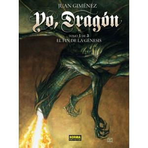 Yo, Dragón nº 01: El Fin de la Génesis
