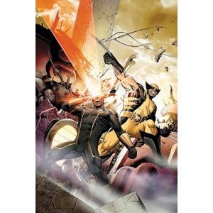 Marvel Deluxe. atrullaX Cisma