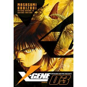 X-Gene nº 03