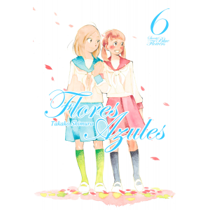 Flores Azules nº 06