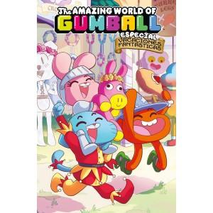 El Asombroso Mundo de Gumball nº 02. Especial Vacaciones Fantásticas