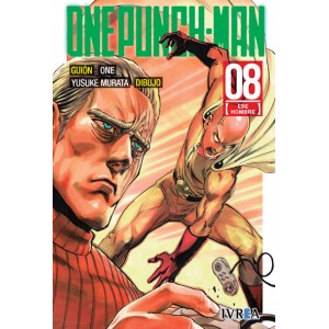 One Punch-man nº 08