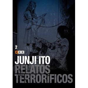 Junji Ito: Relatos terroríficos nº 02