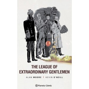 The League of Extraordinary Gentlemen nº 01 (edición Trazado)