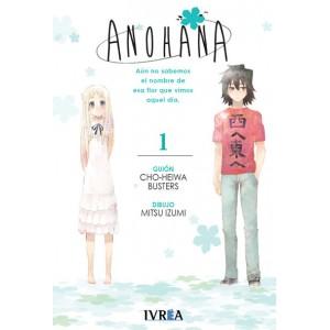 Anohana nº 01