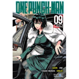 One Punch-man nº 09