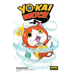 Yo-Kai Watch nº 03