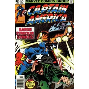 Capitan America. La Primera Luz del Amaneces (Marvel Gold)