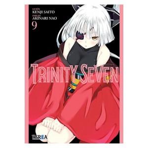 Trinity Seven nº 09