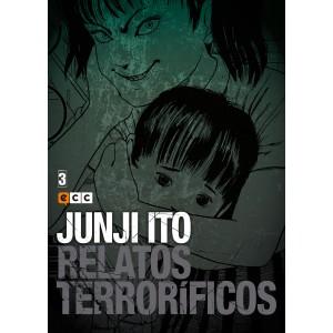 Junji Ito: Relatos terroríficos nº 03