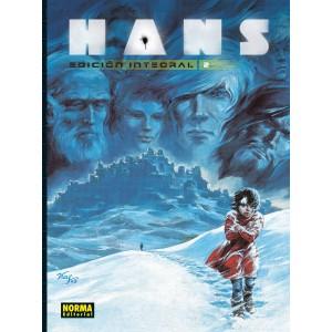 HANS. Edición integral 1