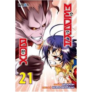 Medaka Box nº 20