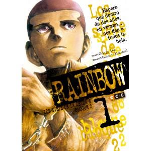 Rainbow, los siete de la celda 6 Bloque 2 nº 01