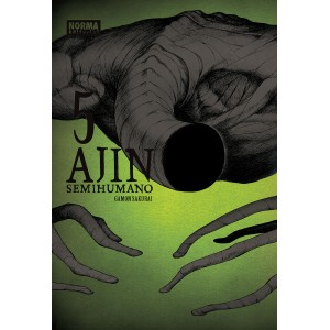 Ajin Semihumano nº 04