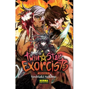 Twin Star Exorcists: Onmyouji nº 02
