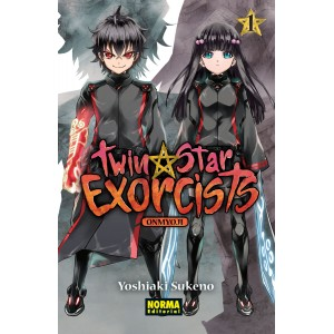 Twin Star Exorcists: Onmyouji nº 01