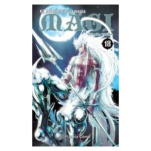 Magi El Laberinto de la Magia nº 17