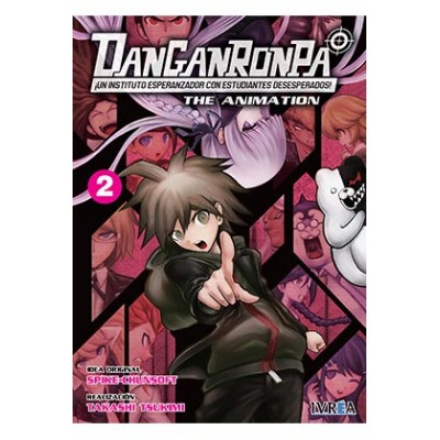 Danganronpa the Animation nº 02