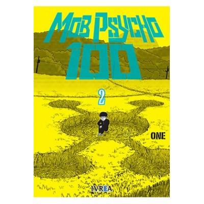 Mob Psycho 100 nº 02