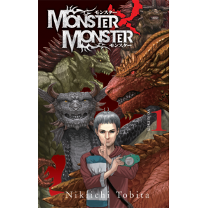 Monster X Monster nº 01