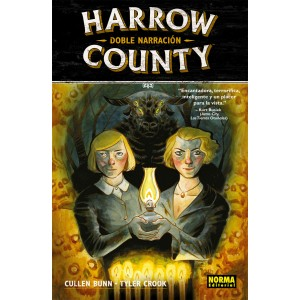 Harrow County 2. Doble Narracion