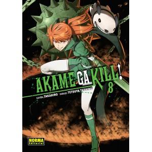 Akame Ga Kill! nº 08