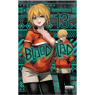 Blood Lad nº 13